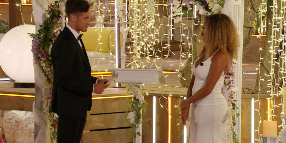 Greg and Amber Crowned Love Is...