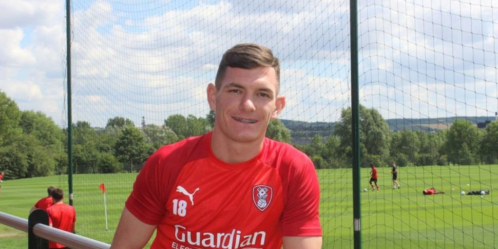 Rotherham confirm signing of T...