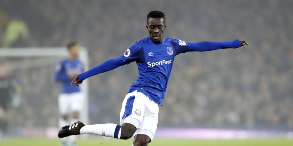 Idrissa Gueye leaves the Premi...