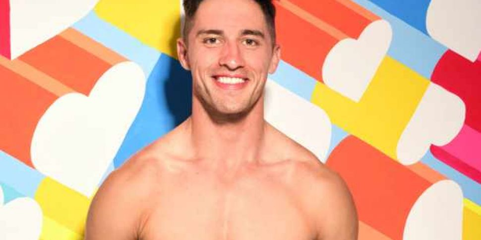 Love Island Winner Greg O'Shea...