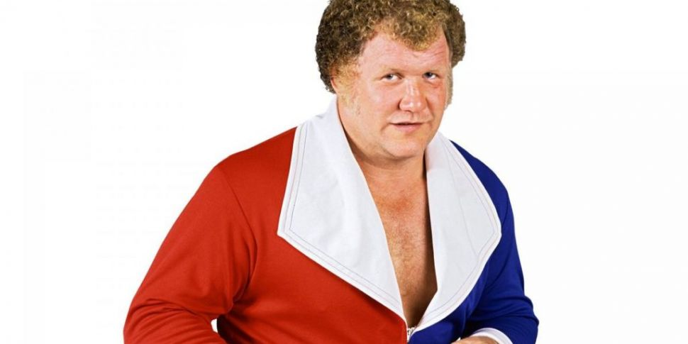 Wrestling legend Harley Race d...