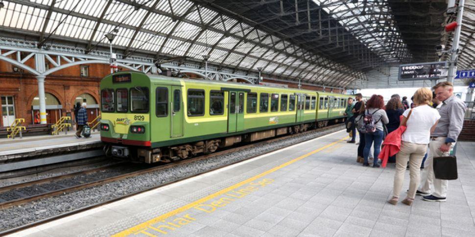 New Train Text Alert Service F...