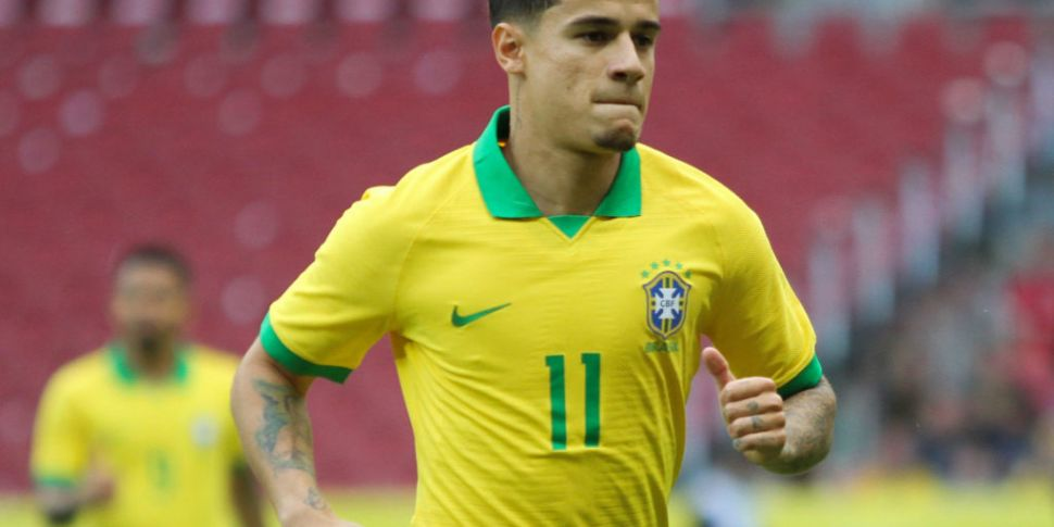 Philippe Coutinho set for Arse...