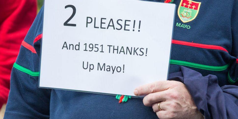 Dublin v Mayo GAA tickets late...