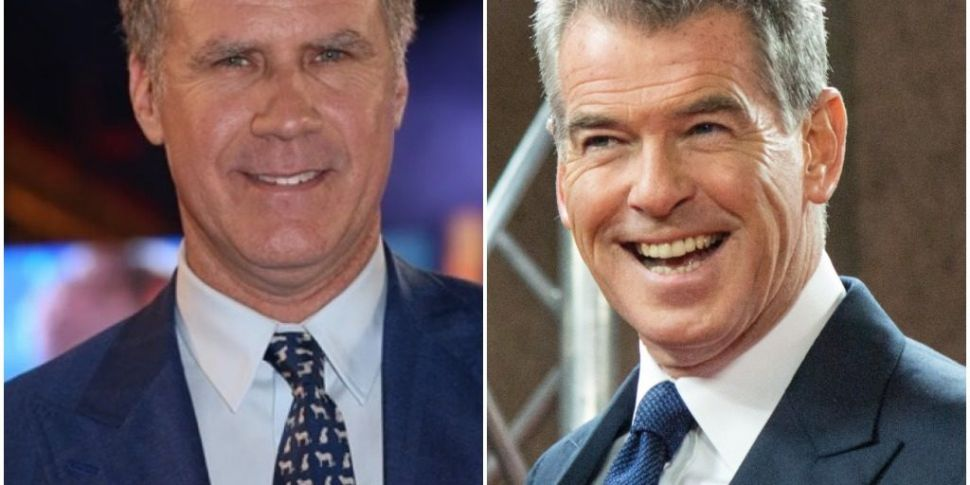 Pierce Brosnan To Play Will Fe...