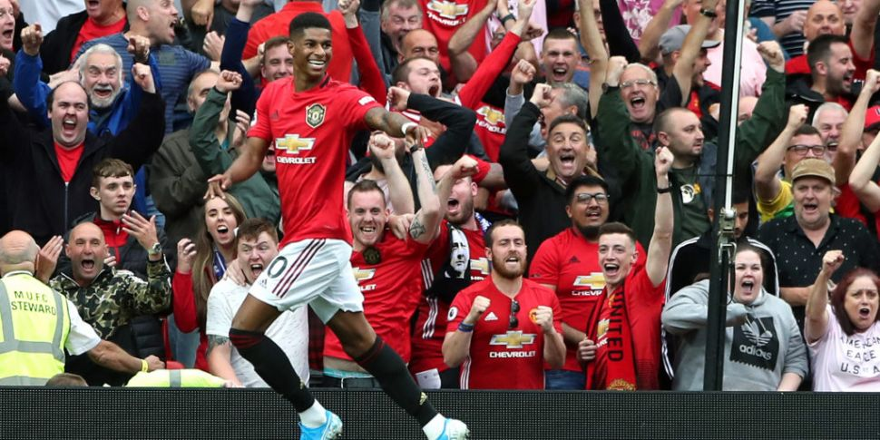 Rashford will