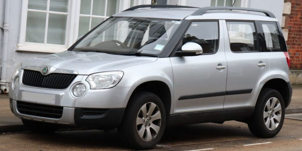 Skoda Yeti Had Highest NCT Pas...