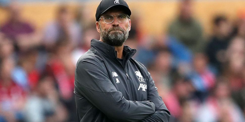 Jurgen Klopp wants Liverpool t...