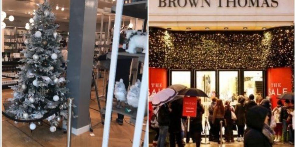 The Brown Thomas Christmas Sho...