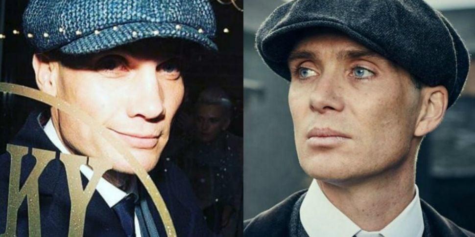 Cillian Murphy's Look-alike Ch...