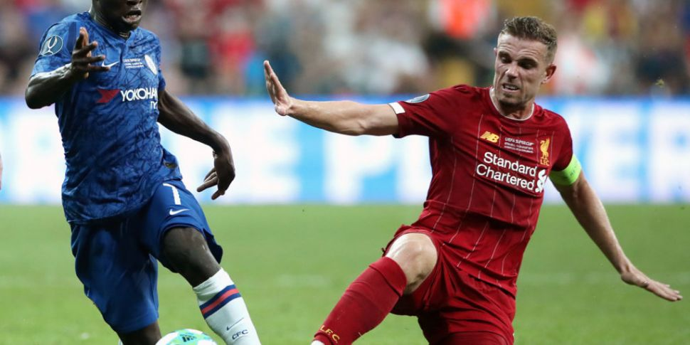 Henderson facing three weeks o...