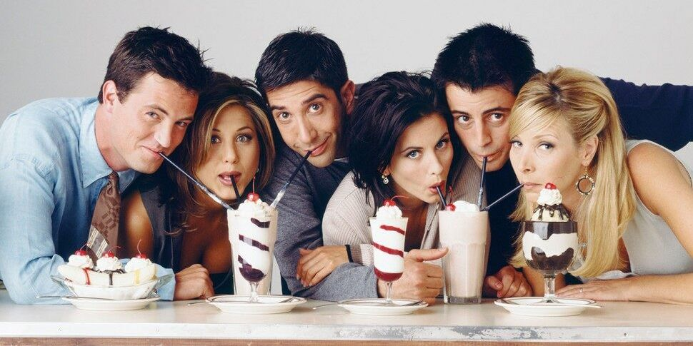 25 Years Of 'Friends' - What's...