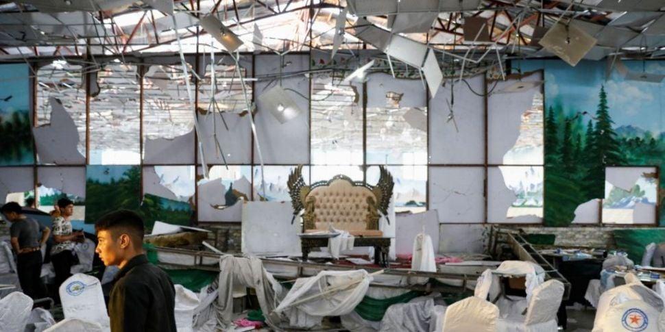 Bomb At Afghan Wedding Kills 6...