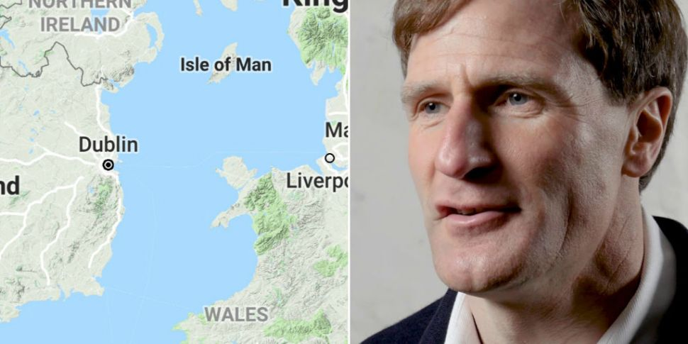 This Man Aims To Row Across Th...