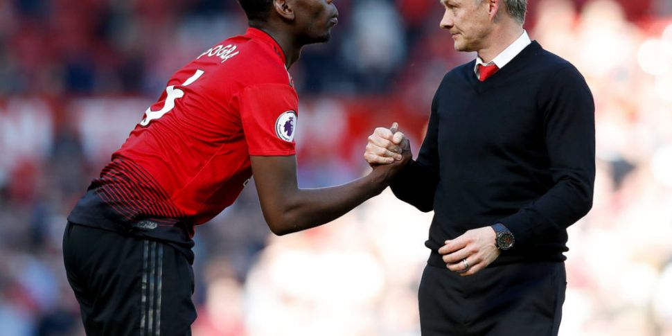 Pogba remains a part of United...