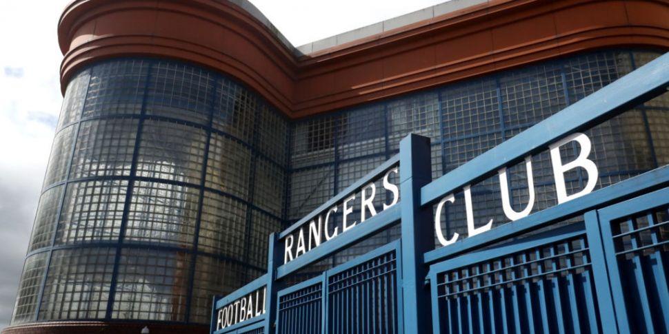 Rangers to hand back away tick...