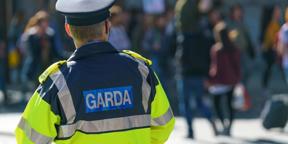 Garda Held After Gun Parts Dis...