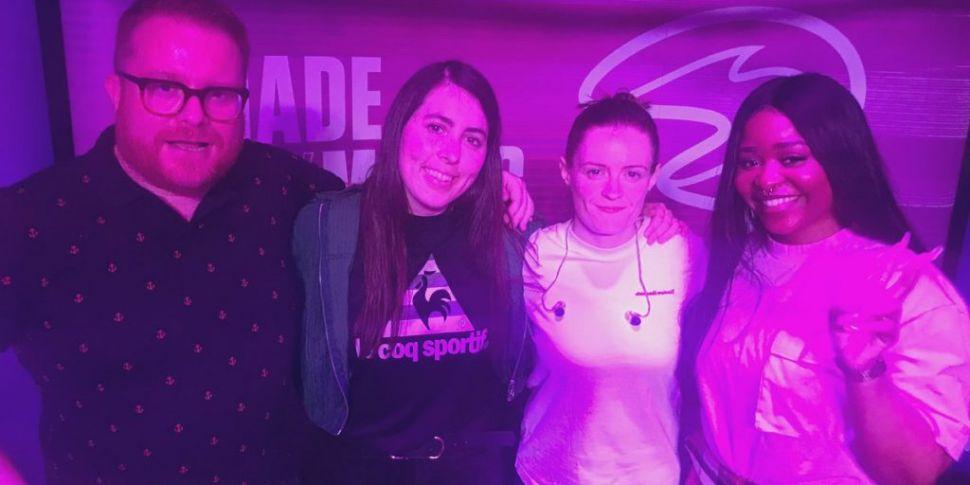 Three Of Ireland's Top Female...