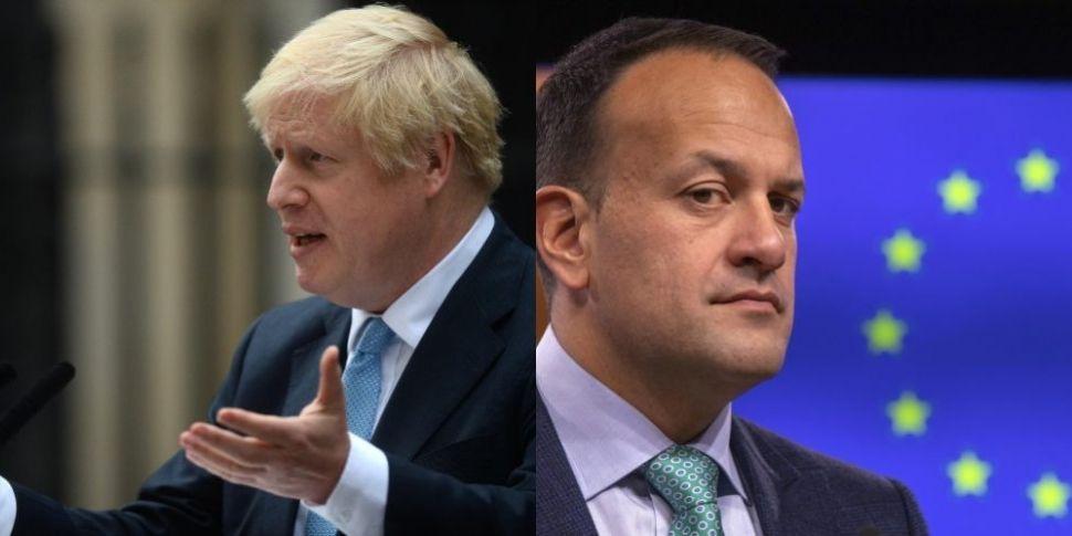 Boris Johnson To Meet Taoiseac...