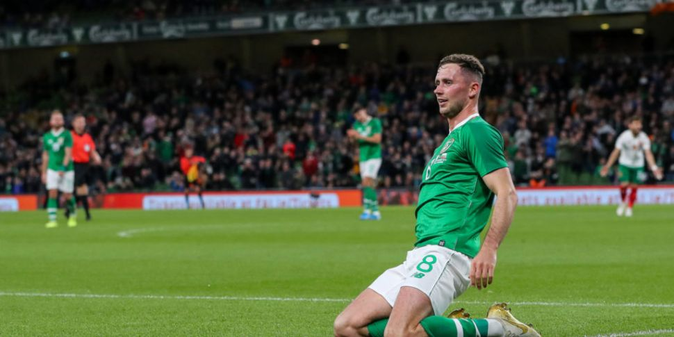 Alan Browne tests positive for...