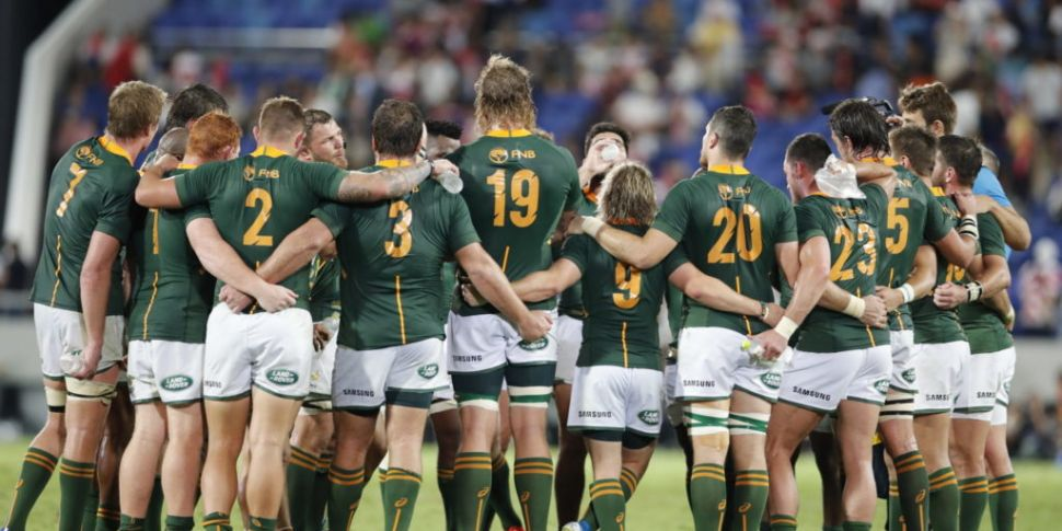 South Africa Rugby CEO Jurie R...