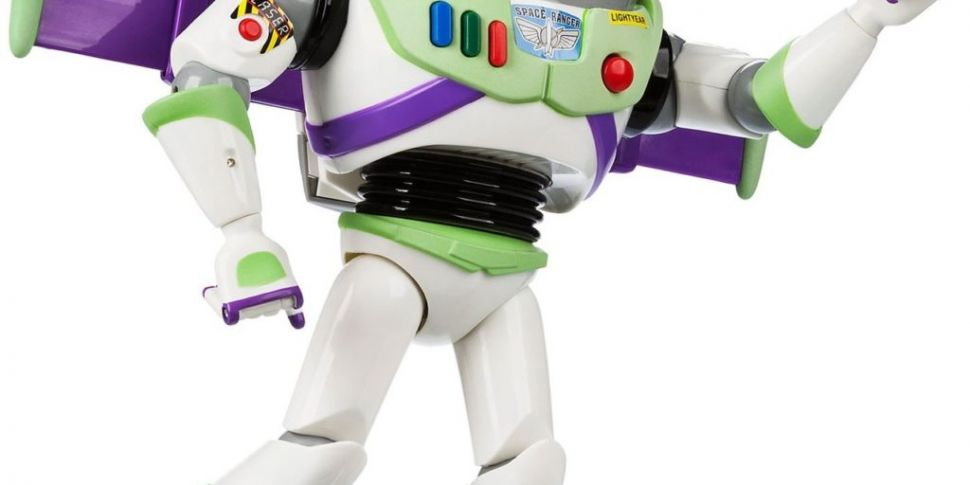 Buzz Lightyear Was Almost Call...