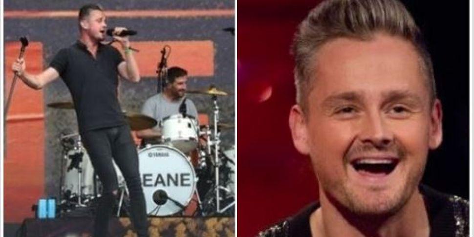 Keane's Tom Chaplin Admits He...