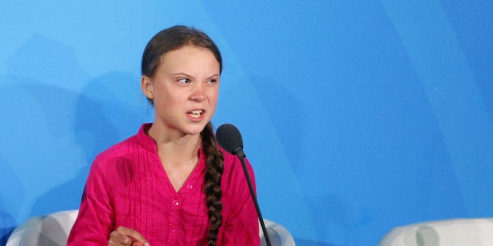 Thunberg Hits Back At Trump Fo...