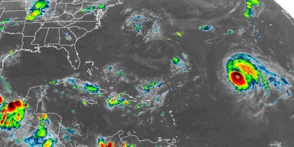 Hurricane Lorenzo Tracking Tow...