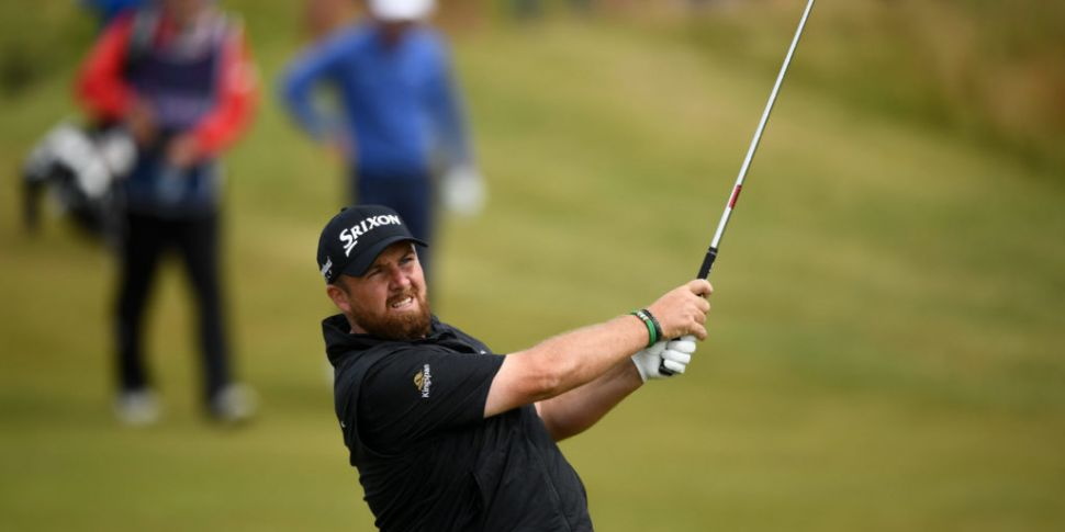 Shane Lowry criticises greens...