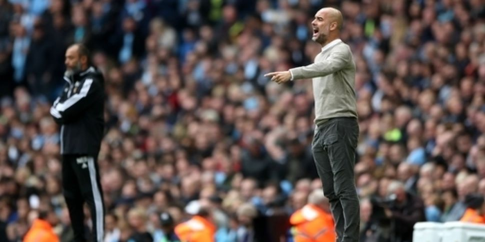 Wolves stun Manchester City wi...