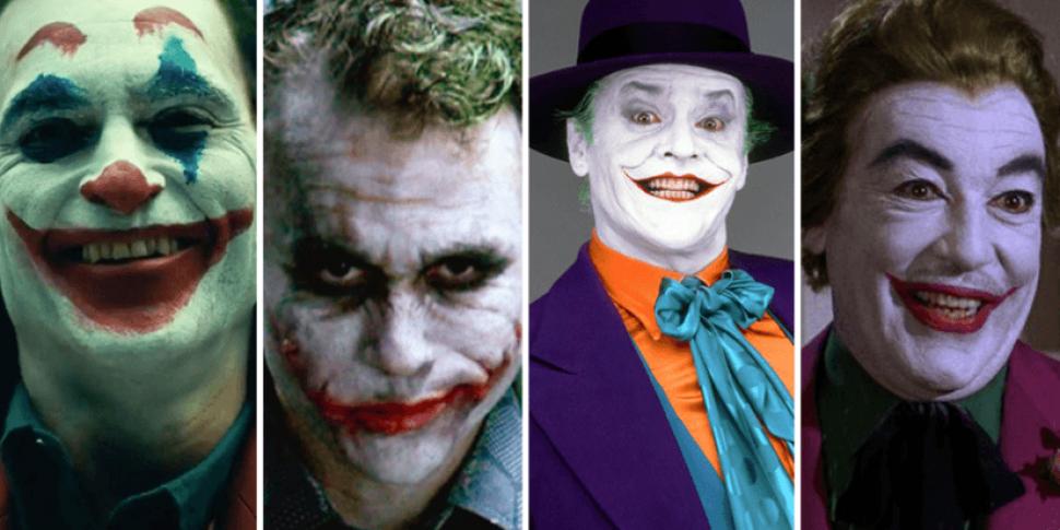 The Actors Behind The Joker