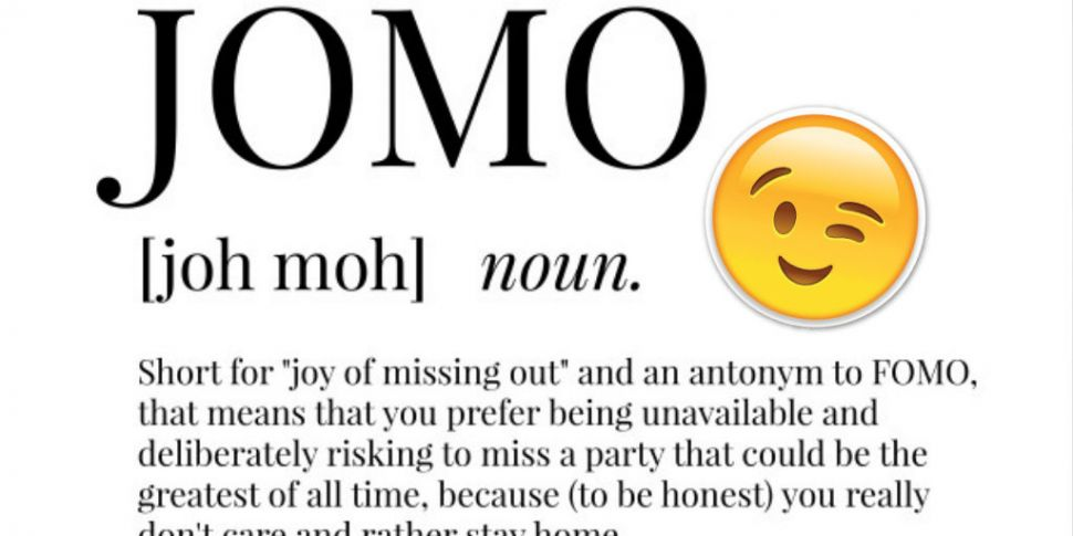 Turn FOMO Into JOMO With These...