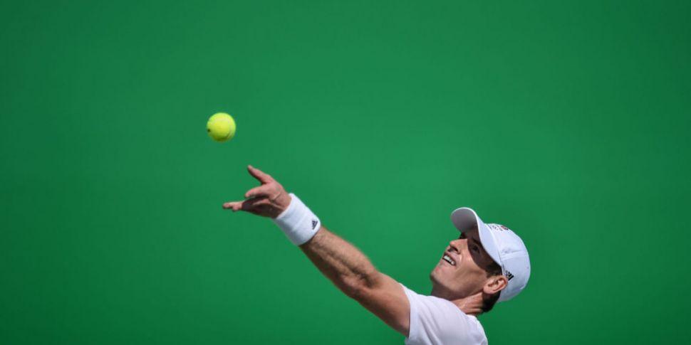 Andy Murray to make Grand Slam...