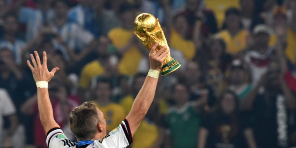 World Cup winner Bastian Schwe...