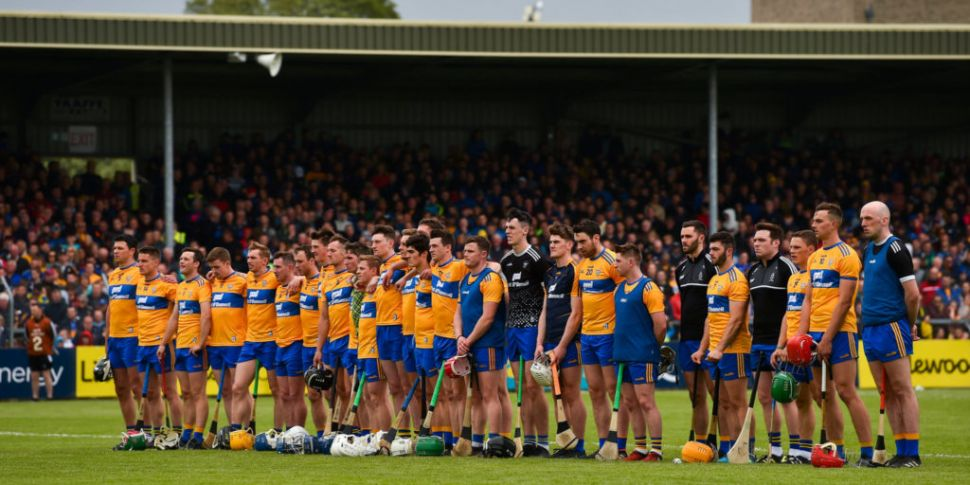 Clare senior hurling panel hit...