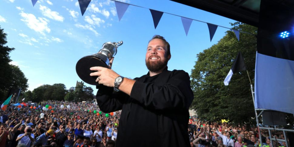Shane Lowry happy to see