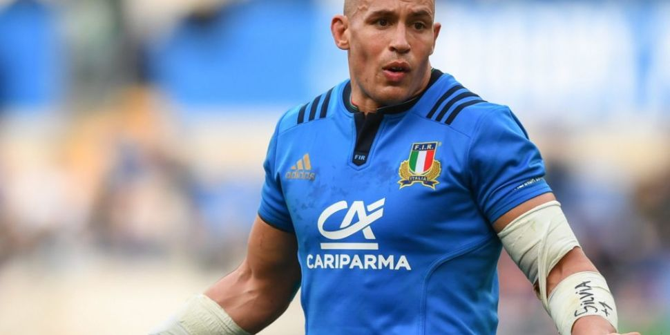 Sergio Parisse hits out at