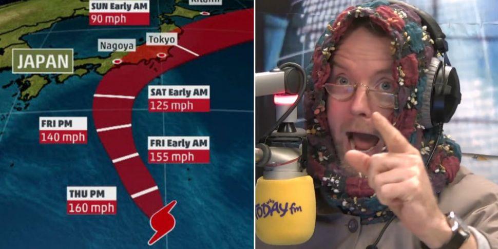 Noni's News: Typhoon Watch
