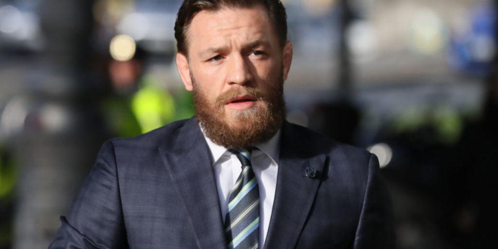 Conor McGregor Due Back In Cou...