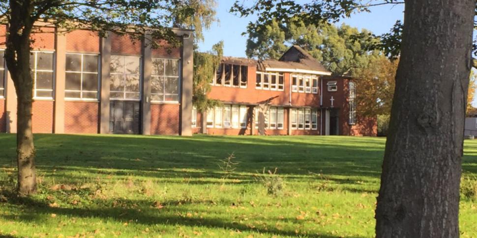 Dublin School's Roof Collapses...
