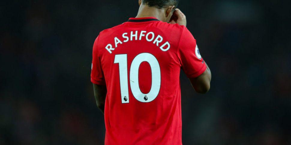 Rashford prepared to play thro...