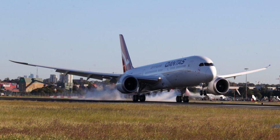 Qantas Successfully Tests Worl...