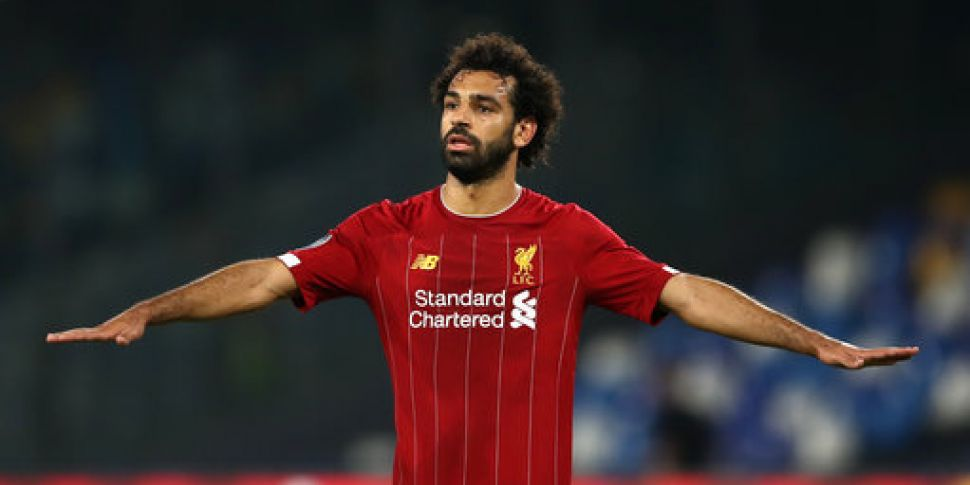 Mo Salah returns to Liverpool...