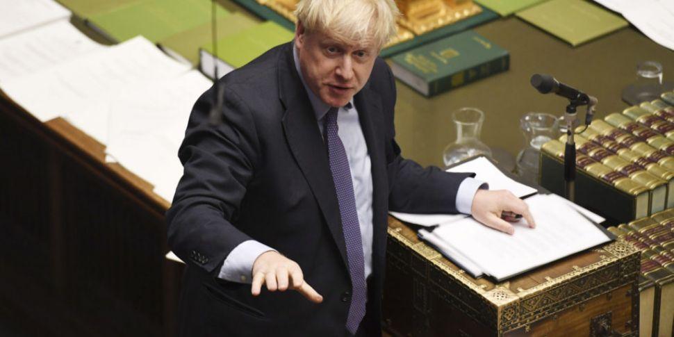 UK Parliament Votes Against Bo...