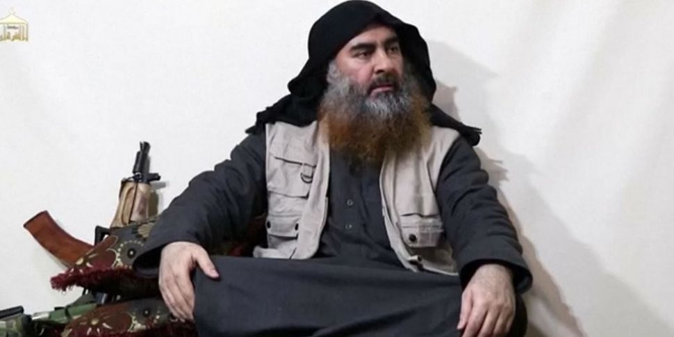 US Says IS Leader Killed In Sy...