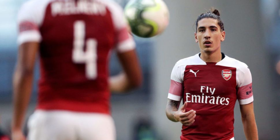 Hector Bellerin calls for unit...