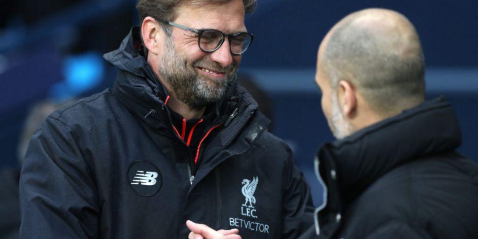Pep Guardiola insists Man City...