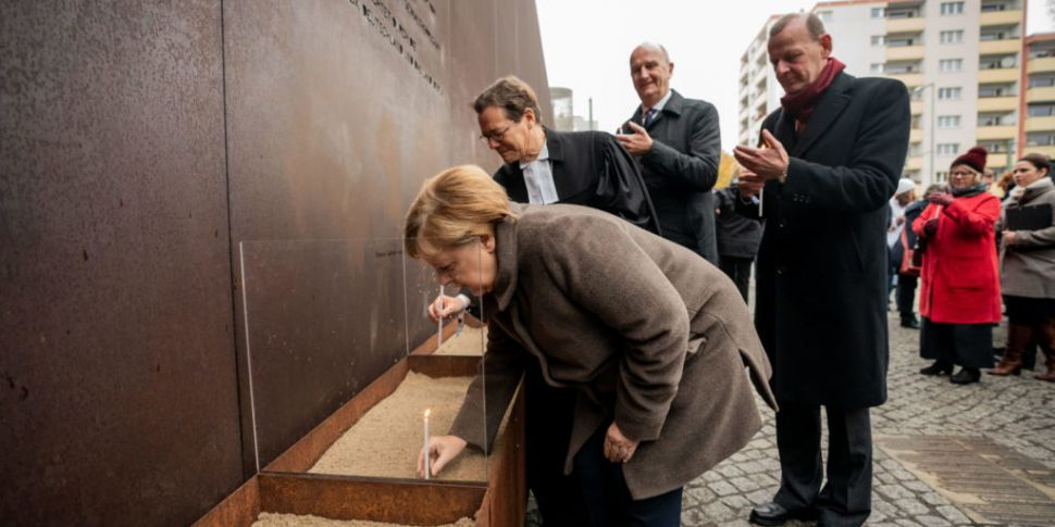 Germany Mark 30 Years Since Th...