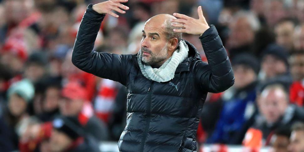 Pep Guardiola to avoid FA acti...